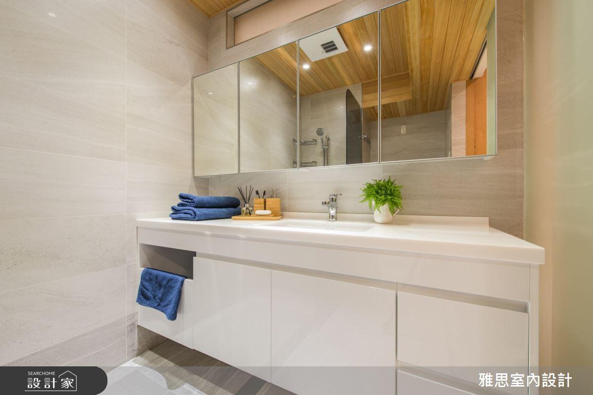 22坪中古屋(5~15年)_現代風浴室案例圖片_雅思室內裝修有限公司_雅思_15之11