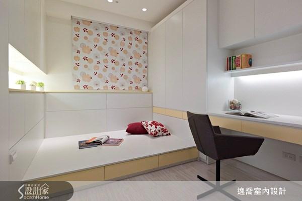 50坪新成屋(5年以下)_現代風臥室案例圖片_逸喬室內設計_逸喬_04之13