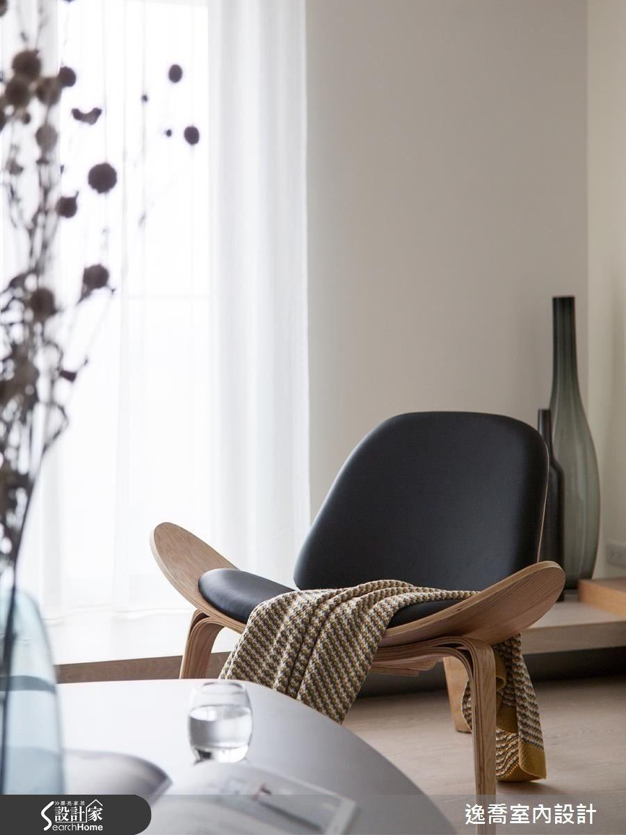 43坪新成屋(5年以下)_北歐風案例圖片_逸喬室內設計_逸喬_光感生活 Sparkling之10