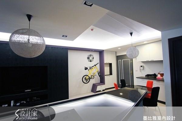 18坪新成屋(5年以下)_現代風案例圖片_墨比雅設計_墨比雅_66之3