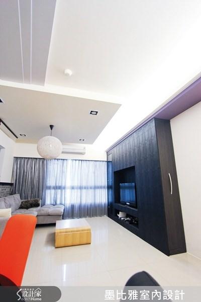 18坪新成屋(5年以下)_現代風案例圖片_墨比雅設計_墨比雅_66之1