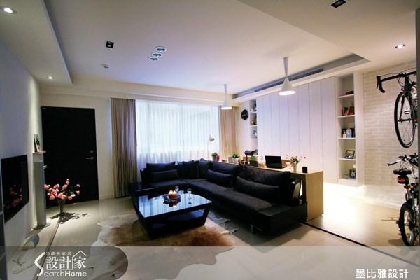 35坪新成屋(5年以下)_現代風案例圖片_墨比雅設計_墨比雅_71之1