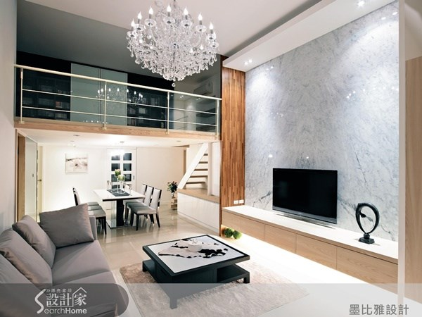 45坪新成屋(5年以下)_現代風案例圖片_墨比雅設計_墨比雅_72之1