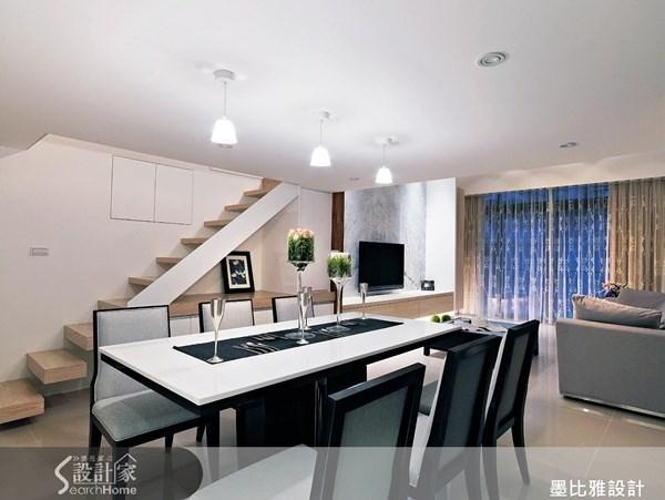 45坪新成屋(5年以下)_現代風案例圖片_墨比雅設計_墨比雅_72之3