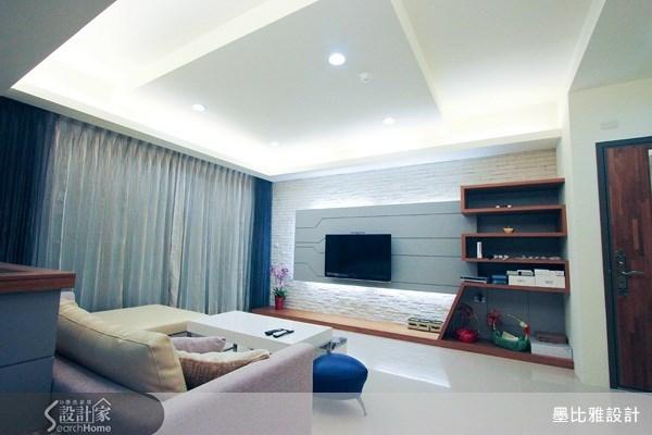 30坪新成屋(5年以下)_北歐風案例圖片_墨比雅設計_墨比雅_74之1