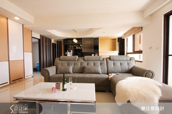 40坪新成屋(5年以下)_現代風案例圖片_墨比雅設計_墨比雅_79之2