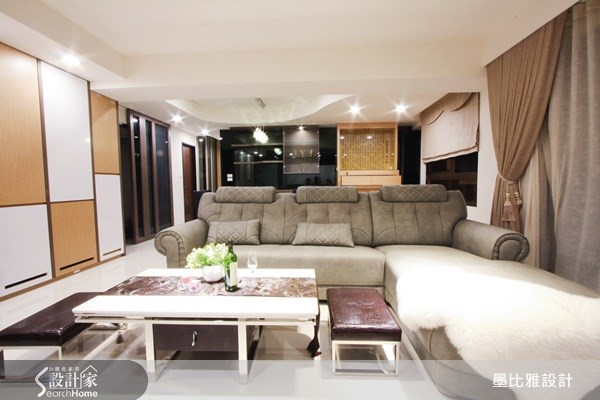 40坪新成屋(5年以下)_現代風案例圖片_墨比雅設計_墨比雅_79之3