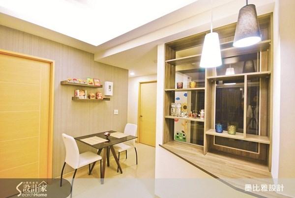 30坪新成屋(5年以下)_簡約風案例圖片_墨比雅設計_墨比雅_82之2