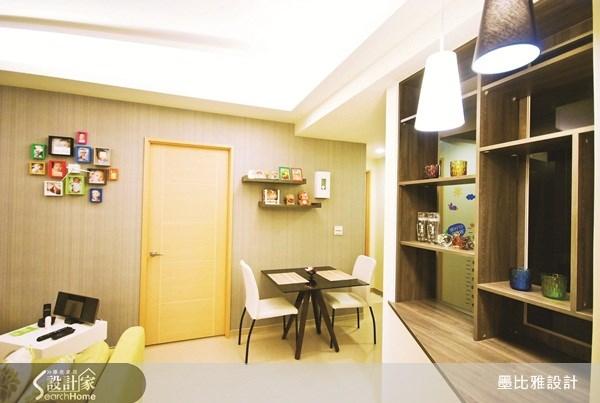 30坪新成屋(5年以下)_簡約風案例圖片_墨比雅設計_墨比雅_82之3