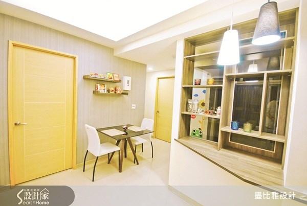 30坪新成屋(5年以下)_簡約風案例圖片_墨比雅設計_墨比雅_82之1