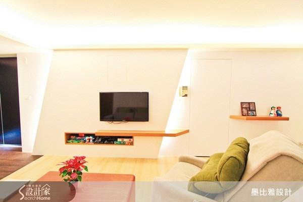 30坪中古屋(5~15年)_休閒風案例圖片_墨比雅設計_墨比雅_83之4