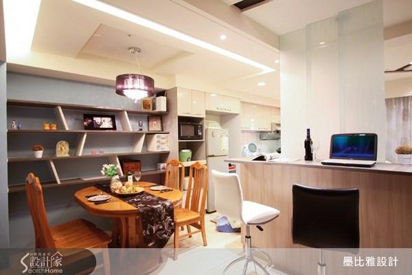 20坪新成屋(5年以下)_北歐風案例圖片_墨比雅設計_墨比雅_85之5