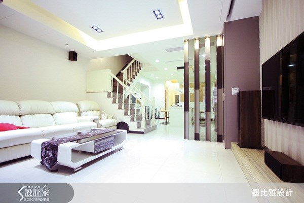 40坪新成屋(5年以下)_混搭風案例圖片_墨比雅設計_墨比雅_88之3