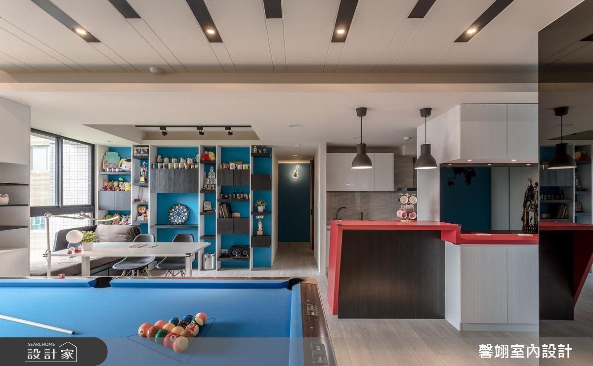 19坪預售屋_現代風餐廳案例圖片_馨翊室內裝修設計_馨翊_04之3