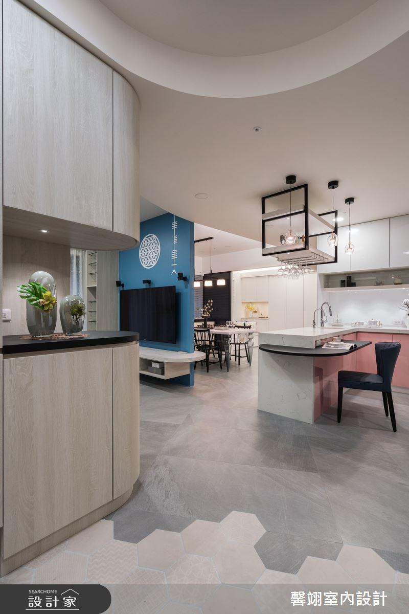 39坪新成屋(5年以下)_北歐風案例圖片_馨翊室內裝修設計_馨翊_08之2