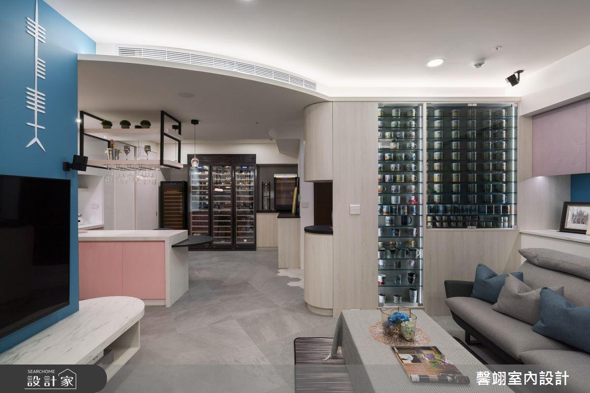 39坪新成屋(5年以下)_北歐風案例圖片_馨翊室內裝修設計_馨翊_08之4