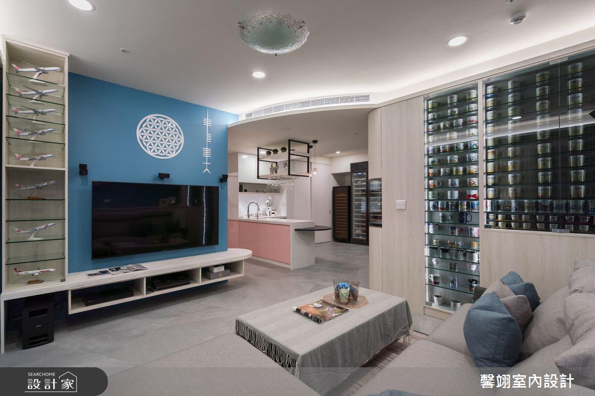 39坪新成屋(5年以下)_北歐風案例圖片_馨翊室內裝修設計_馨翊_08之5