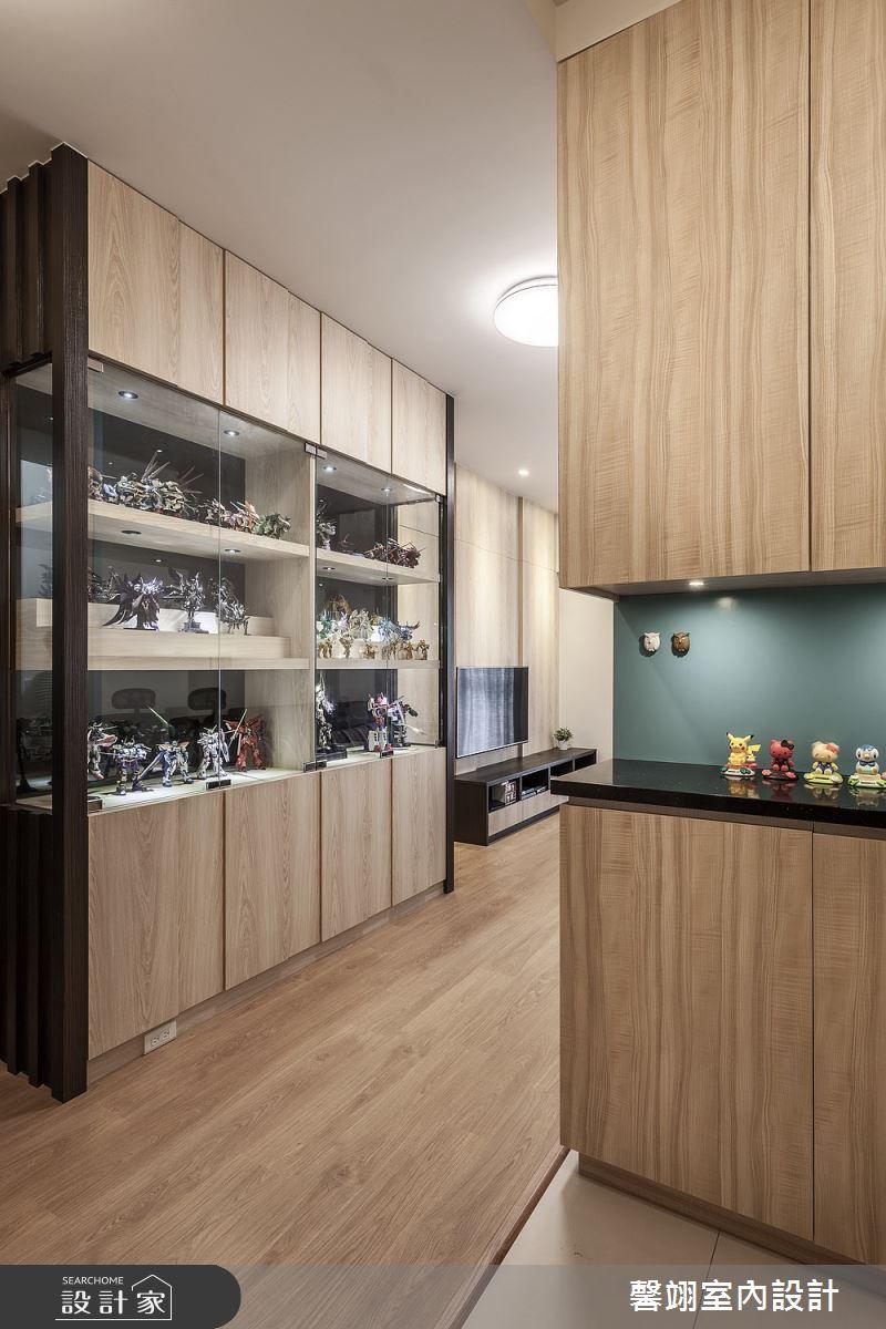 20坪新成屋(5年以下)_簡約風案例圖片_馨翊室內裝修設計_馨翊_09之1