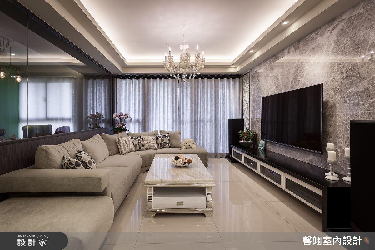 30坪新成屋(5年以下)_現代風案例圖片_馨翊室內裝修設計_馨翊_10之5