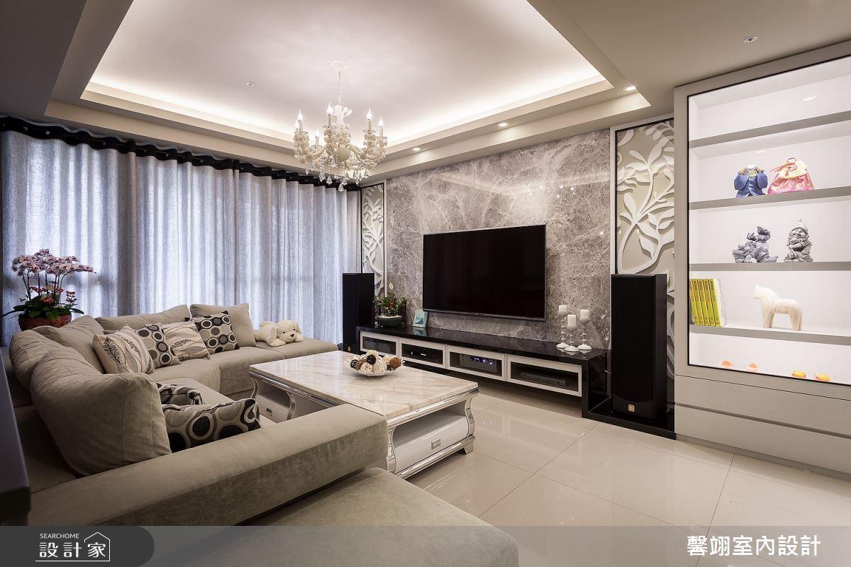 30坪新成屋(5年以下)_現代風案例圖片_馨翊室內裝修設計_馨翊_10之4