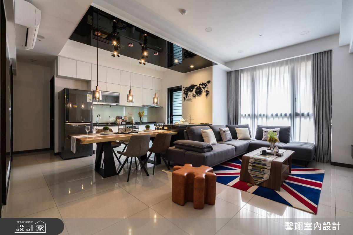25坪新成屋(5年以下)_北歐風案例圖片_馨翊室內裝修設計_馨翊_11之8