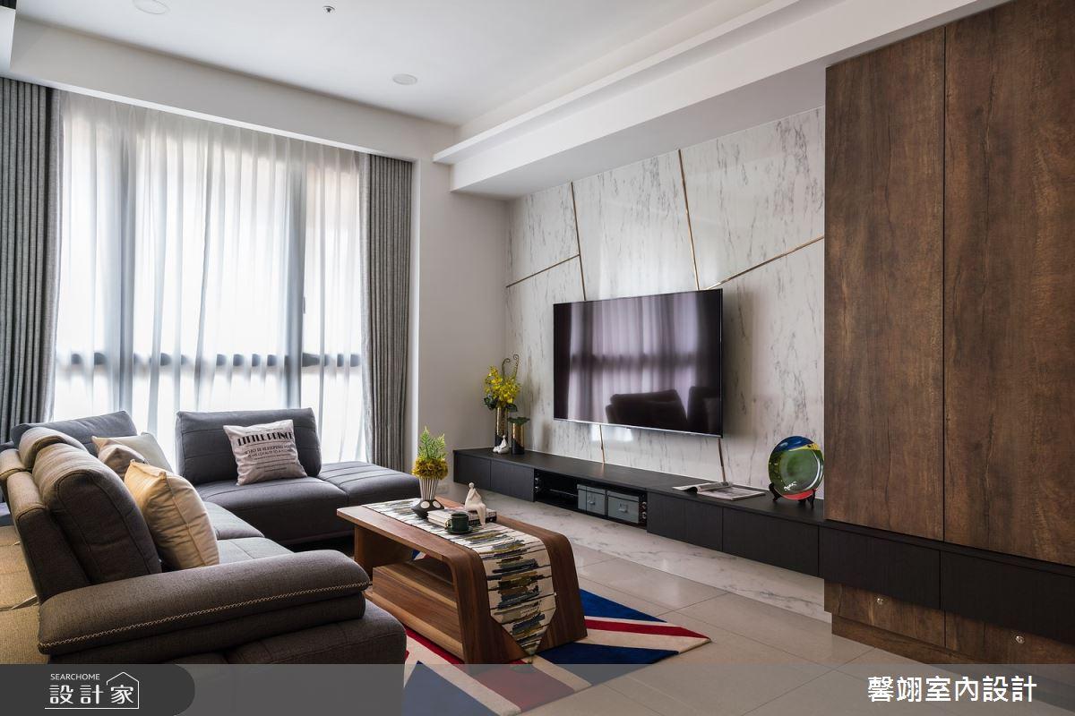 25坪新成屋(5年以下)_北歐風案例圖片_馨翊室內裝修設計_馨翊_11之6