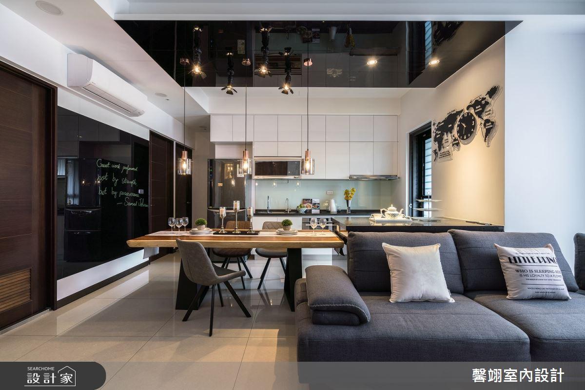 25坪新成屋(5年以下)_北歐風案例圖片_馨翊室內裝修設計_馨翊_11之9