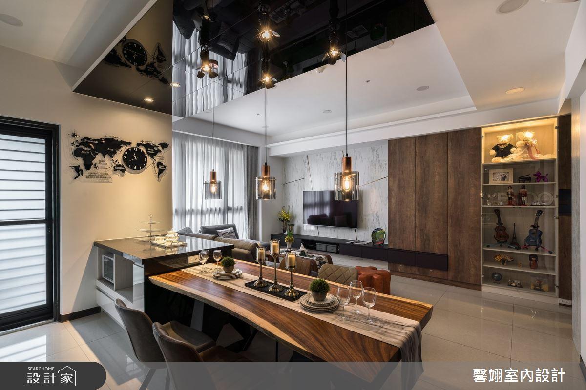 25坪新成屋(5年以下)_北歐風案例圖片_馨翊室內裝修設計_馨翊_11之11