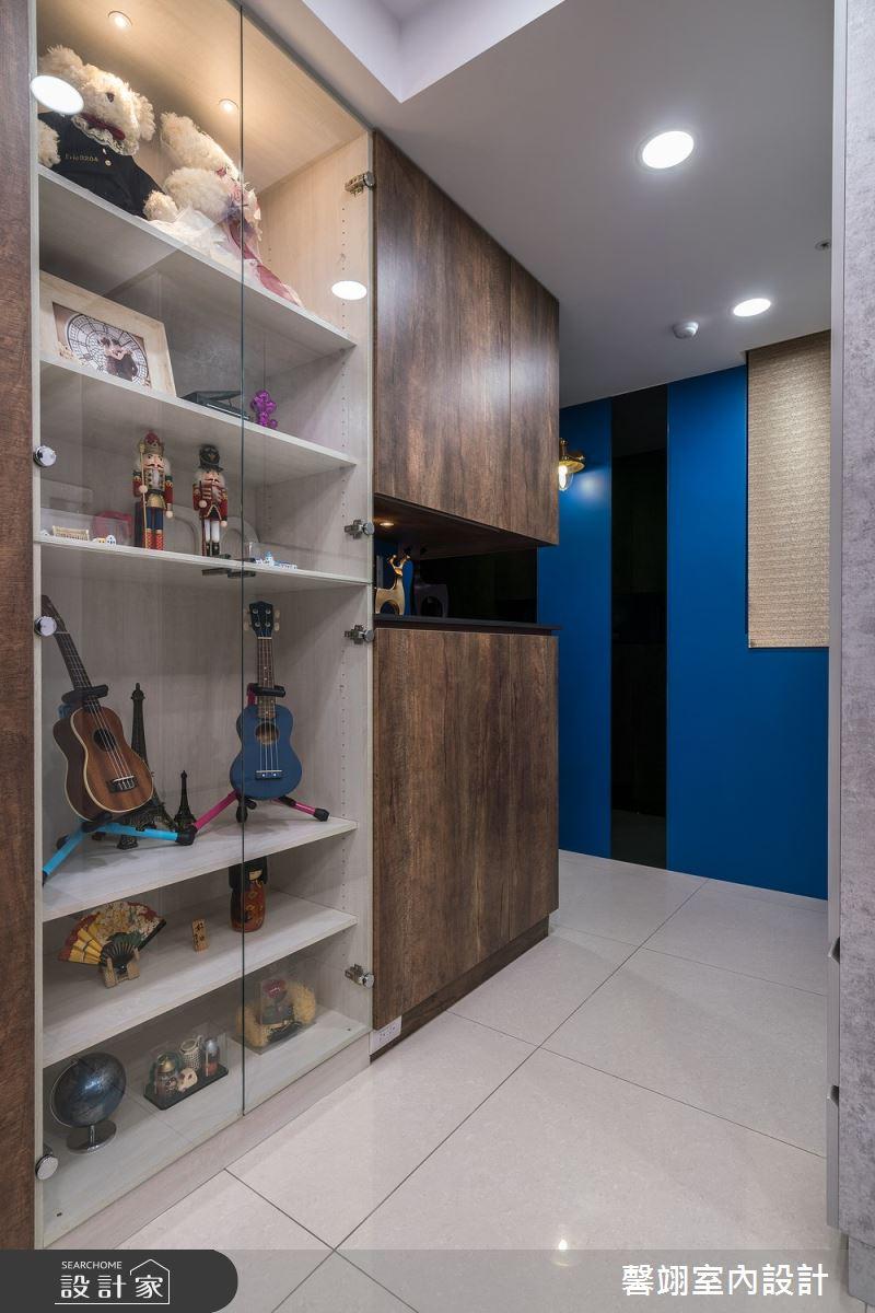 25坪新成屋(5年以下)_北歐風案例圖片_馨翊室內裝修設計_馨翊_11之3