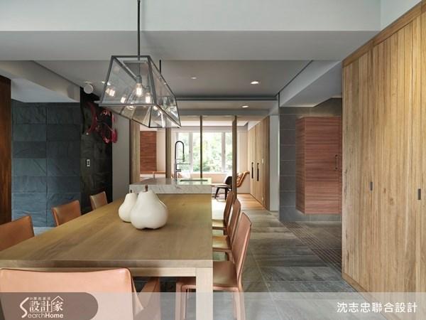 80坪_現代風餐廳案例圖片_沈志忠聯合設計·建構線設計_沈志忠_04之3