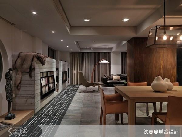 80坪_現代風餐廳案例圖片_沈志忠聯合設計·建構線設計_沈志忠_04之4