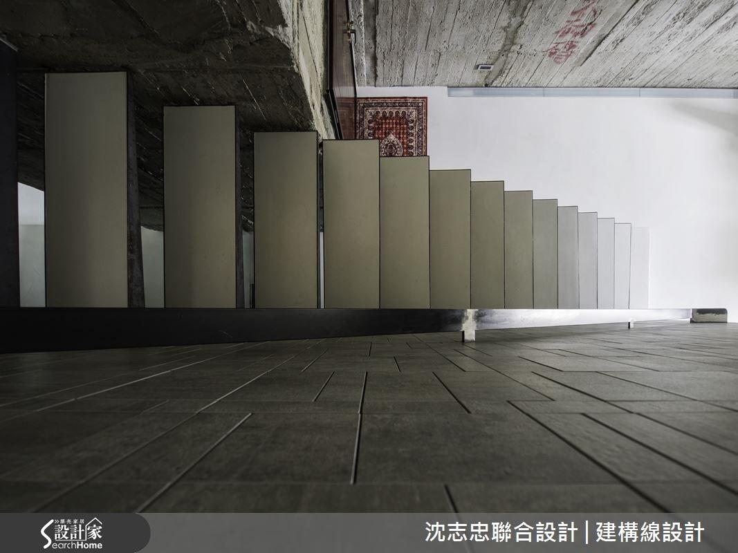50坪預售屋_現代風走廊案例圖片_沈志忠聯合設計·建構線設計_沈志忠_16之2