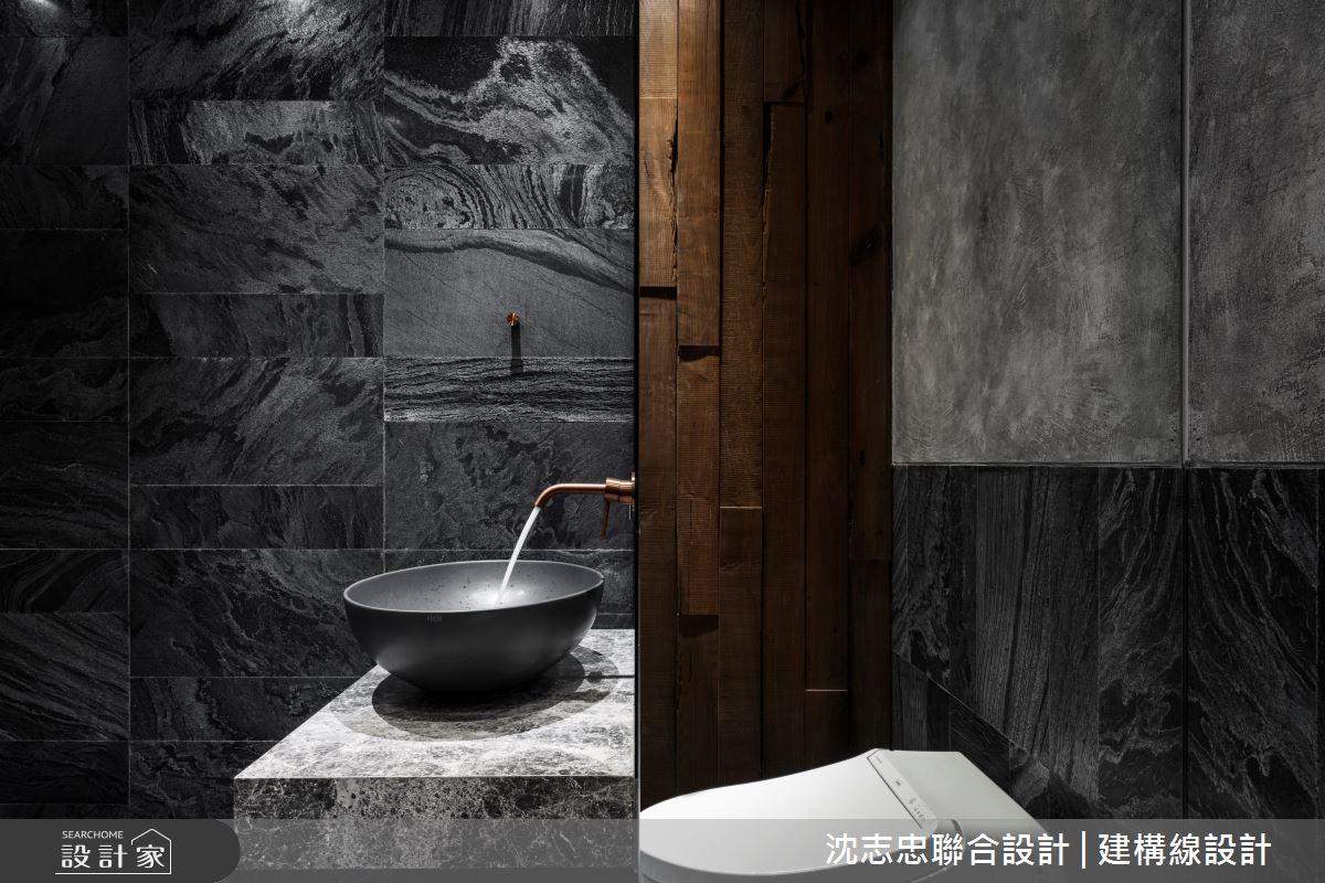 80坪新成屋(5年以下)_現代風浴室案例圖片_沈志忠聯合設計·建構線設計_沈志忠_32之8