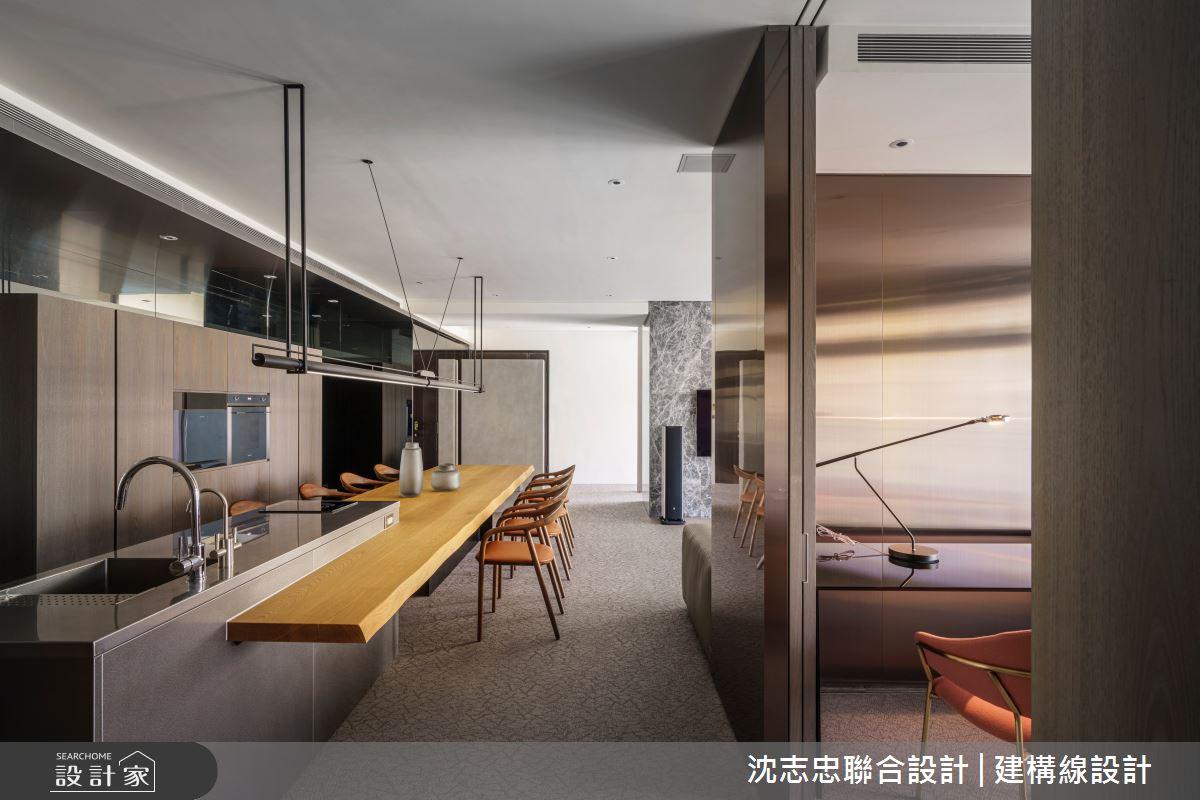 42坪新成屋(5年以下)_現代風案例圖片_沈志忠聯合設計·建構線設計_沈志忠_33之12