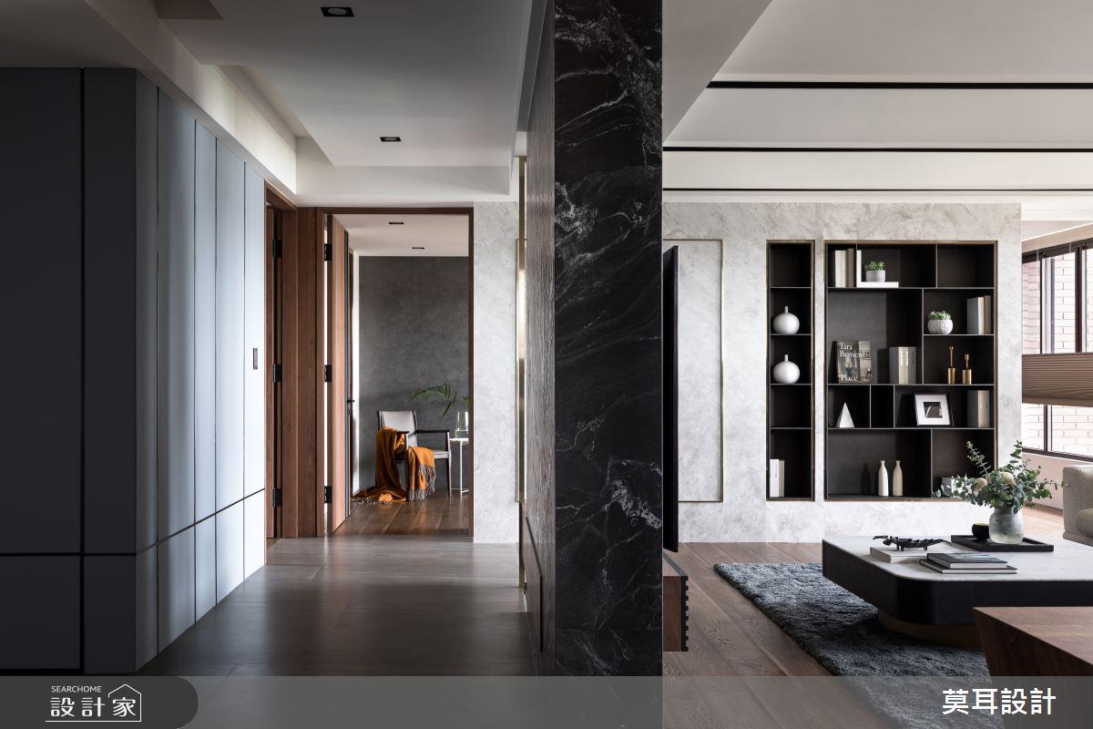 60坪新成屋(5年以下)_現代風案例圖片_莫耳設計_莫耳_08之2