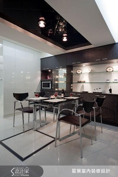 57坪_現代風餐廳案例圖片_星葉室內裝修設計_星葉_03之4