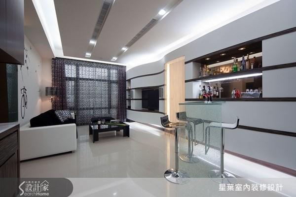 35坪_現代風客廳案例圖片_星葉室內裝修設計_星葉_07之3
