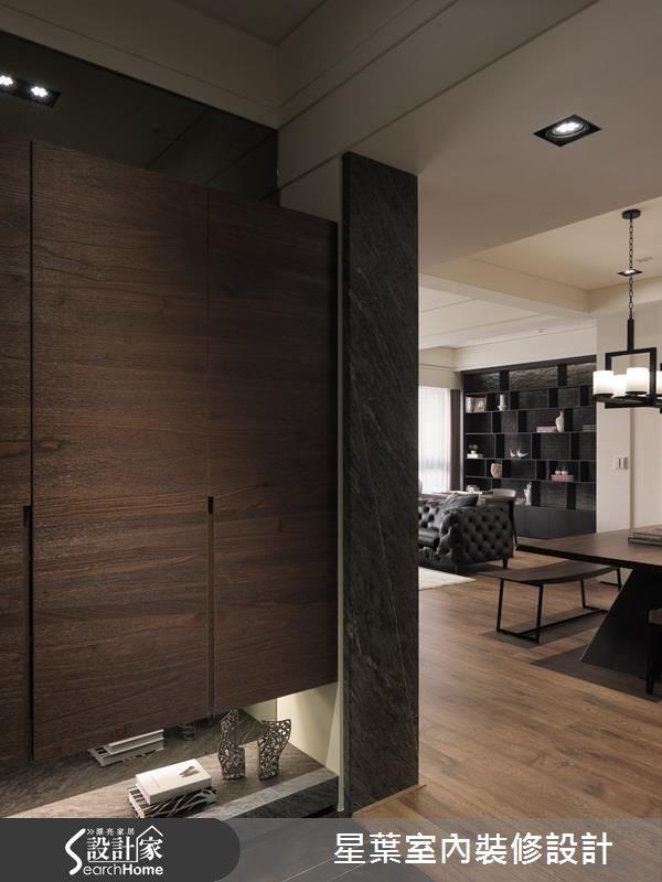 40坪新成屋(5年以下)_休閒風案例圖片_星葉室內裝修設計_星葉_11之1