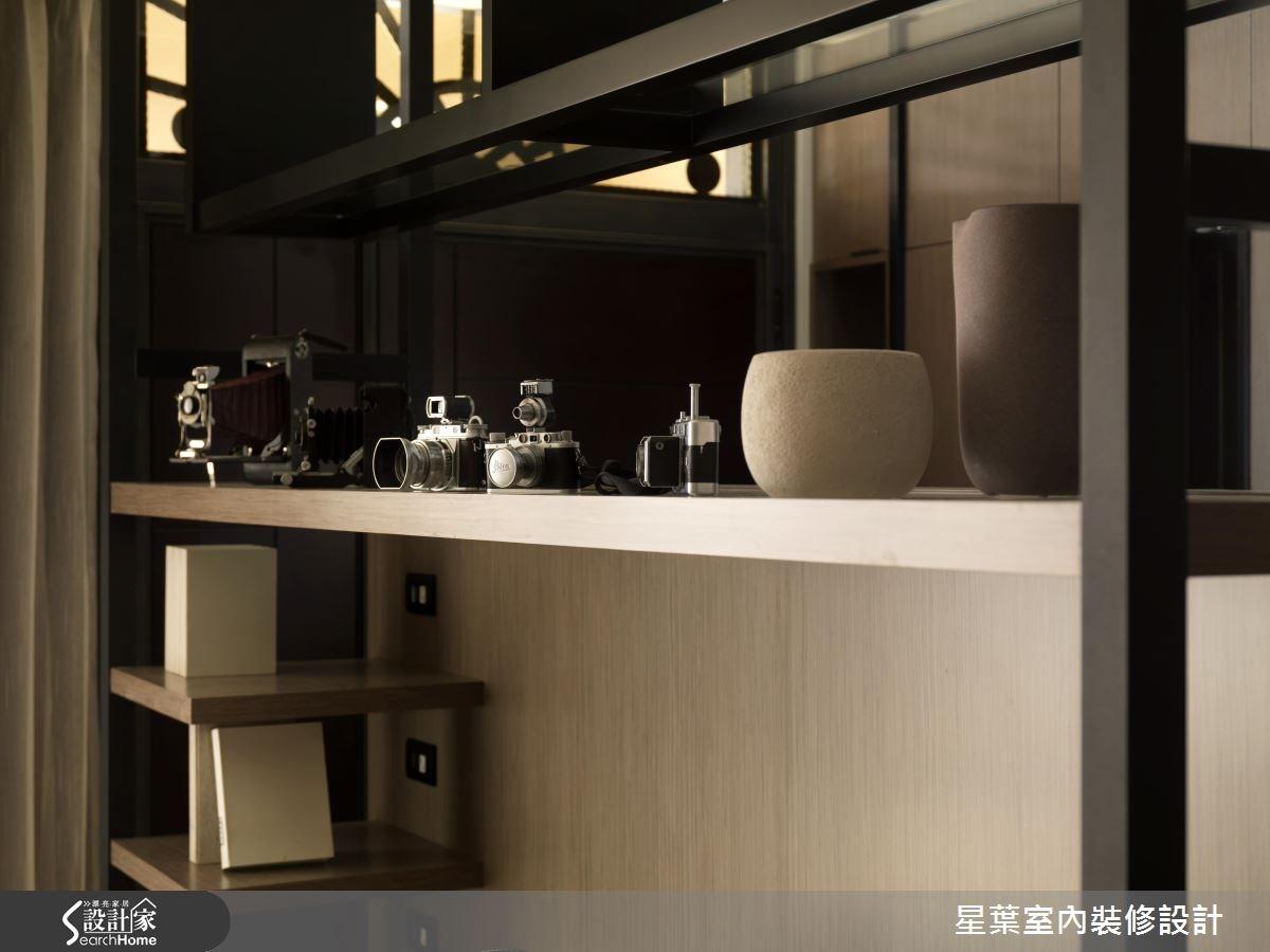 85坪新成屋(5年以下)_新中式風案例圖片_星葉室內裝修設計_星葉_13之1