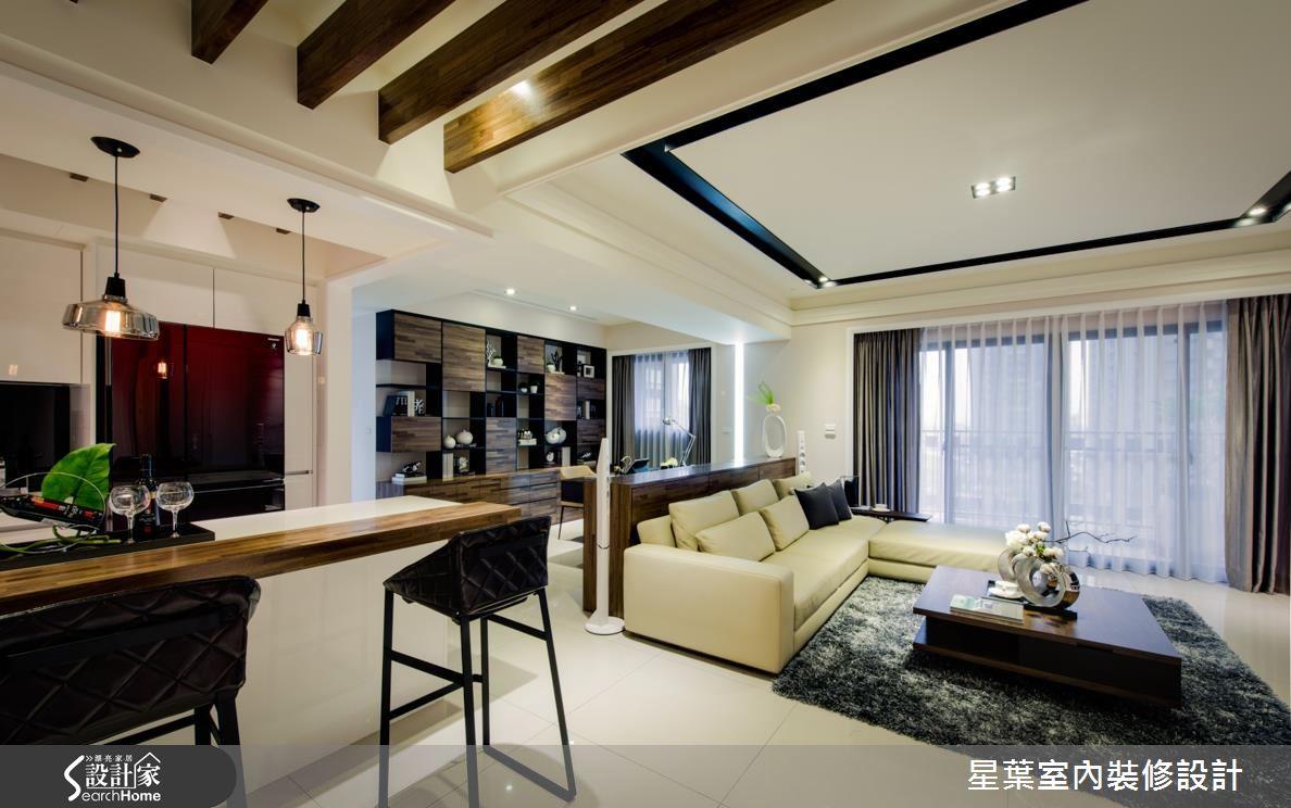 想讓你家更有巨星氣場嗎? 54 坪的單層住宅,不僅擁有