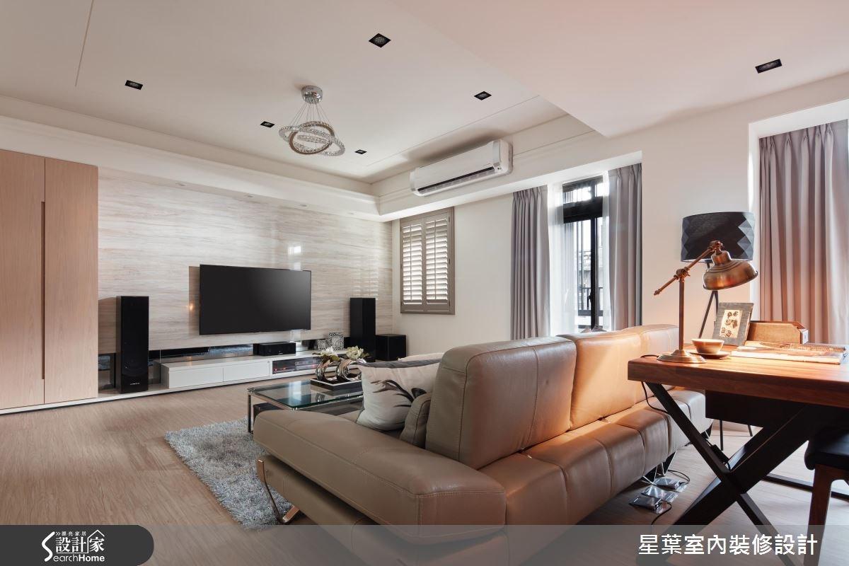 37坪老屋(16~30年)_現代風案例圖片_星葉室內裝修設計_星葉_18之4