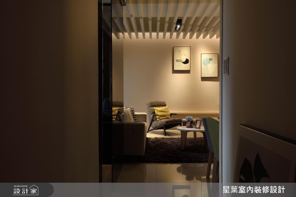 27坪新成屋(5年以下)_現代風餐廳案例圖片_星葉室內裝修設計_星葉_23之9