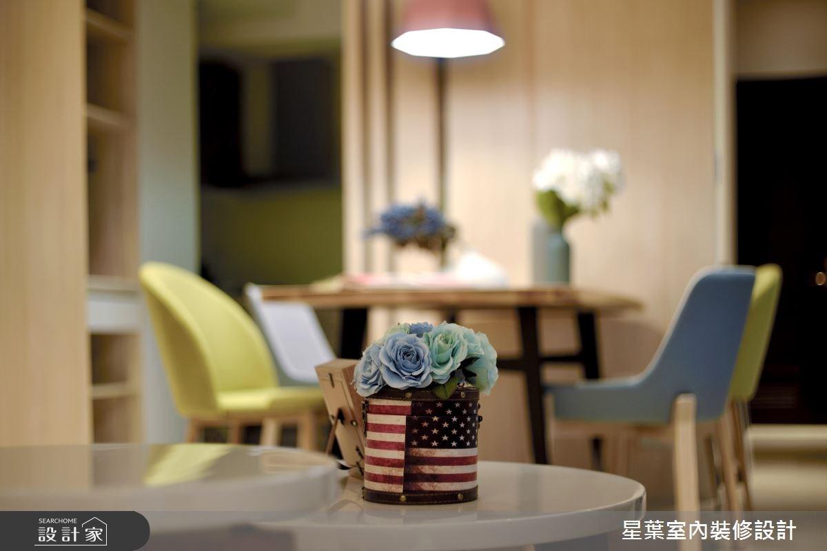 27坪新成屋(5年以下)_現代風客廳案例圖片_星葉室內裝修設計_星葉_23之10