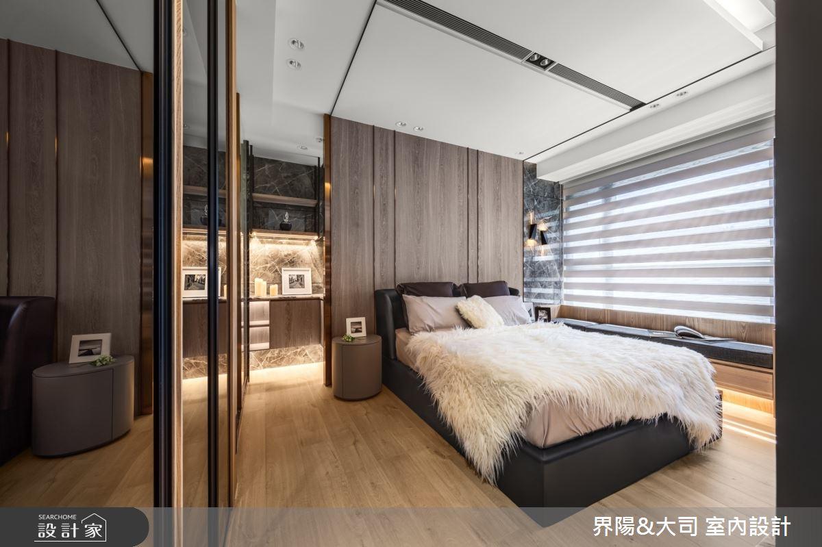 16坪新成屋(5年以下)_現代風臥室案例圖片_界陽&大司 室內設計_界陽_26之4