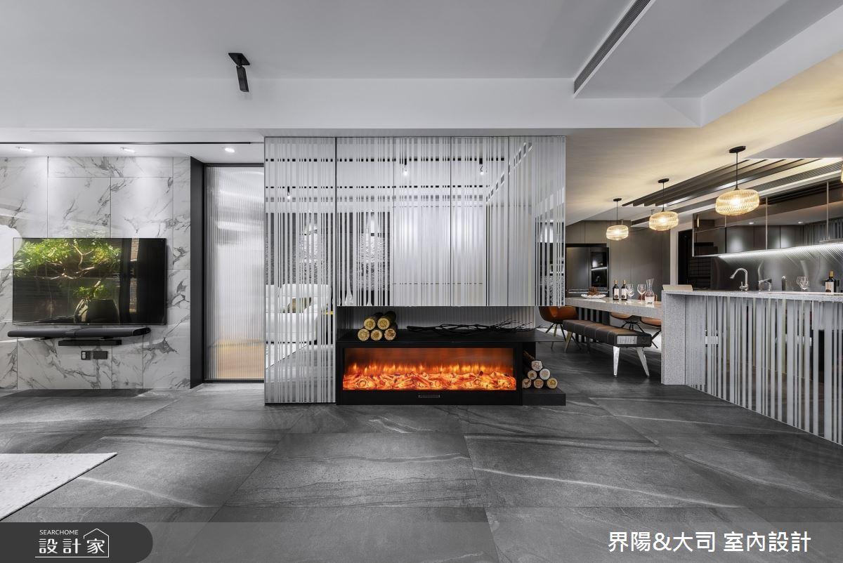34坪新成屋(5年以下)_現代風玄關案例圖片_界陽&大司 室內設計_界陽_29之2