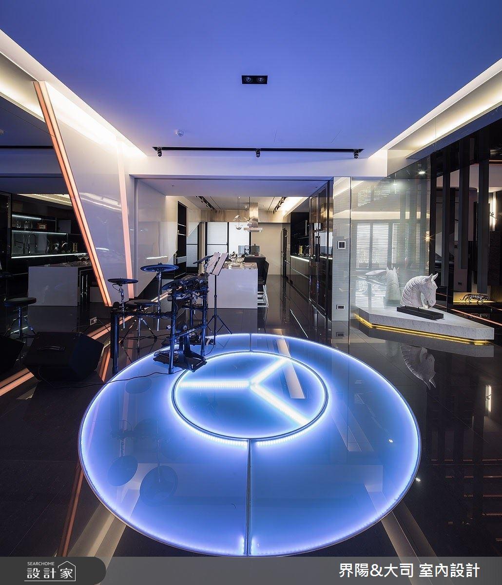 62坪新成屋(5年以下)_現代風多功能室案例圖片_界陽&大司 室內設計_界陽_35之4