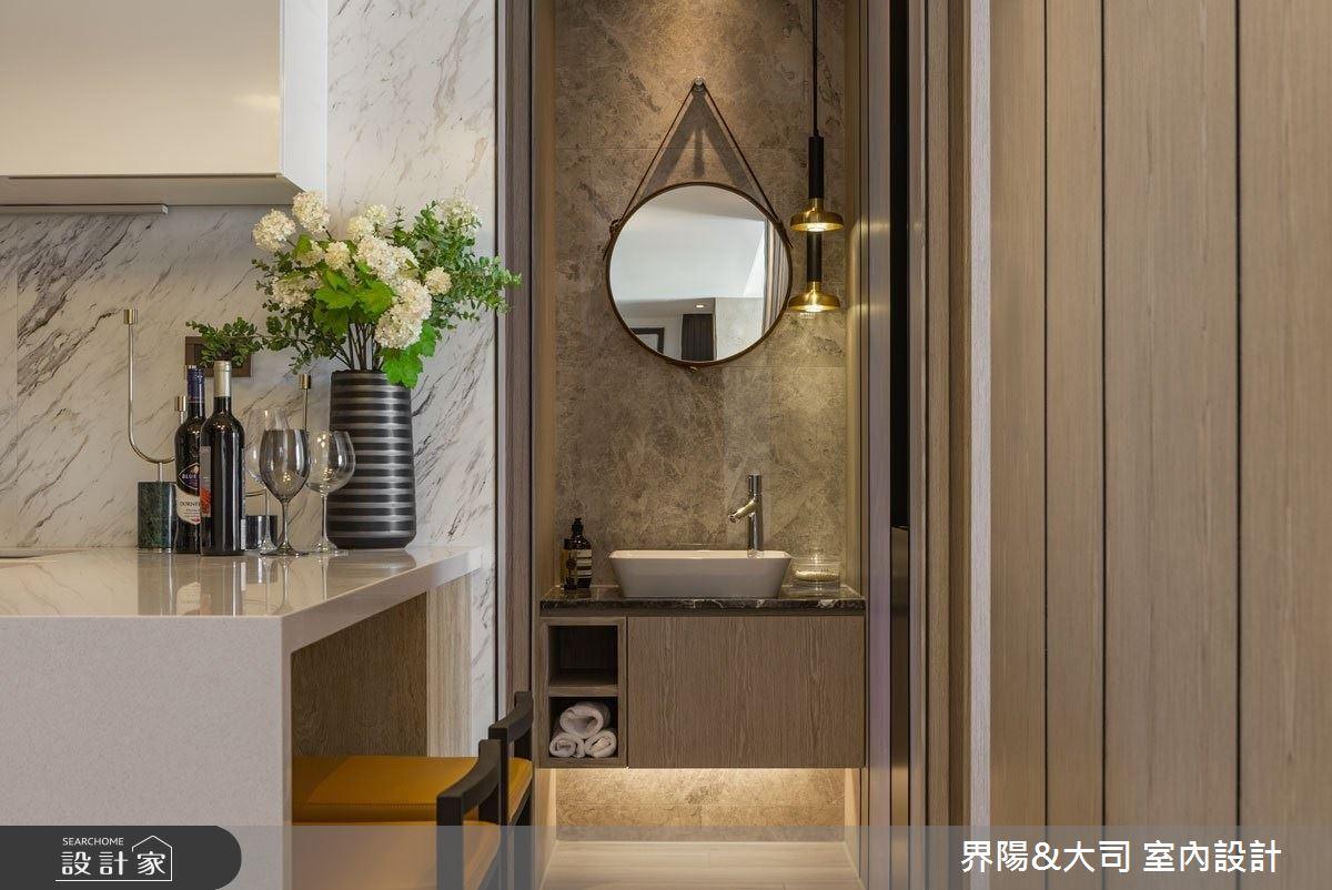 18坪預售屋_現代風餐廳案例圖片_界陽&大司 室內設計_界陽_36之2
