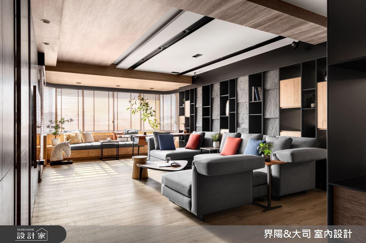 58坪老屋(16~30年)_現代風案例圖片_界陽&大司 室內設計_界陽_43之2
