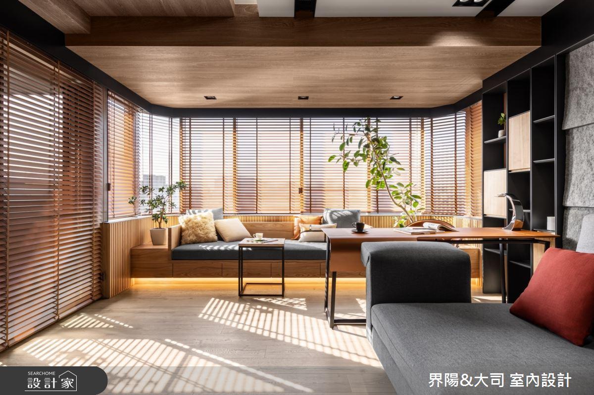 58坪老屋(16~30年)_現代風案例圖片_界陽&大司 室內設計_界陽_43之3