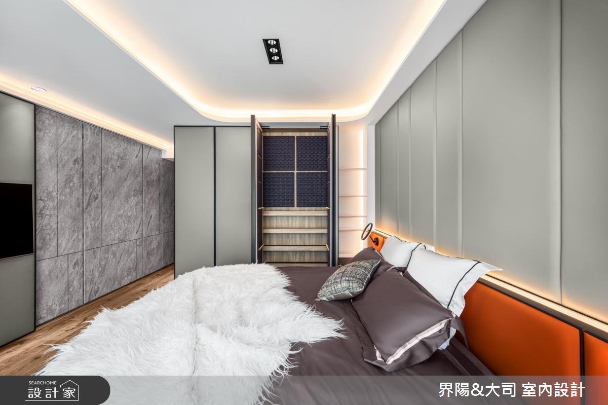 40坪老屋(16~30年)_現代風案例圖片_界陽&大司 室內設計_界陽_44之16